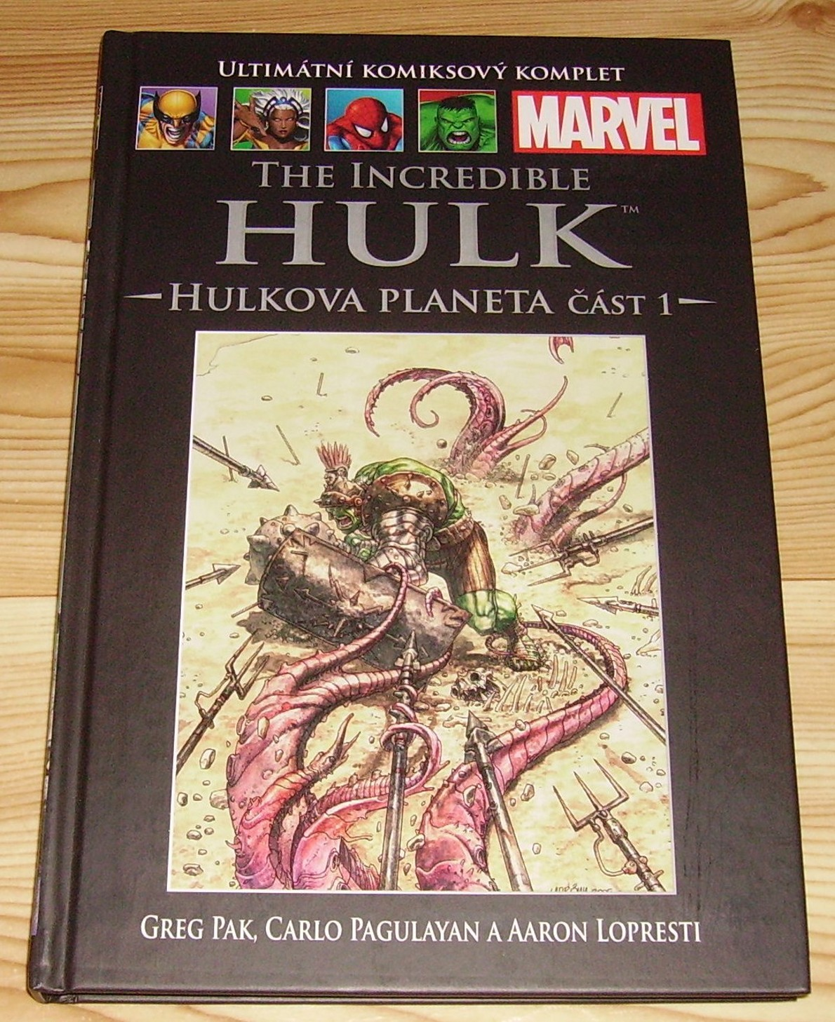 The Incredible Hulk: Hulkova planeta, část 1 (049)