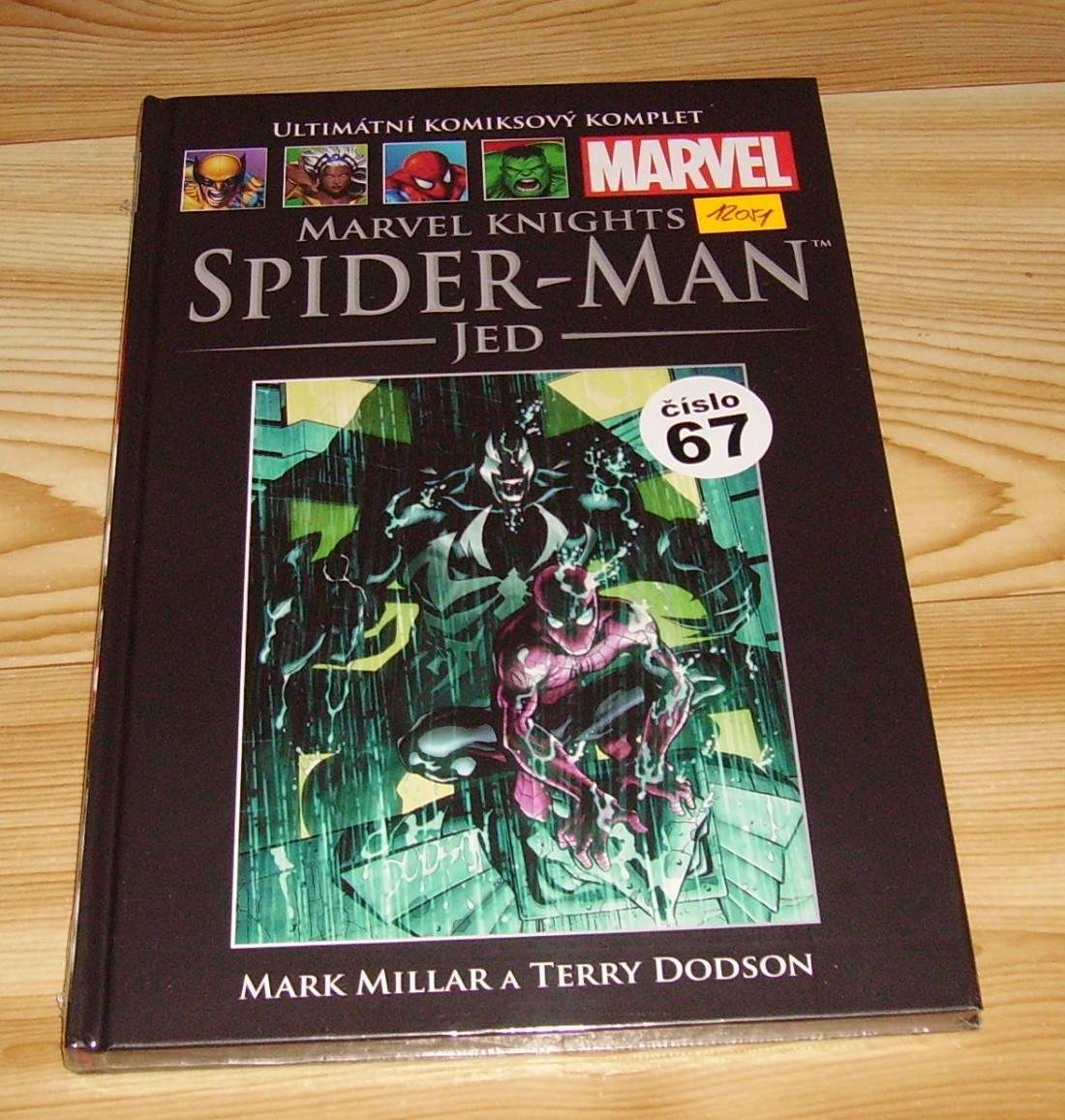 "Marvel Knights - Spider-man: Jed ""orig.fólie"" (064)"