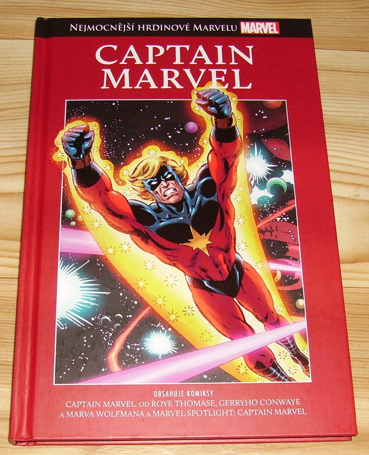 Captain Marvel (NHM 010)