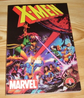Comicsové legendy #06: X-Men #01