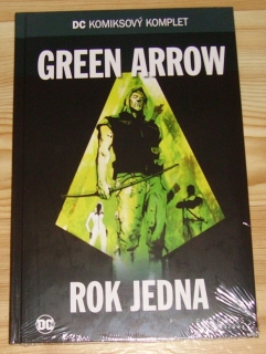 DC 08: Green Arrow - Rok jedna