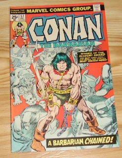 Conan the Barbarian #57 (1975)