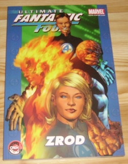 Ultimate Fantastic Four #01: Zrod