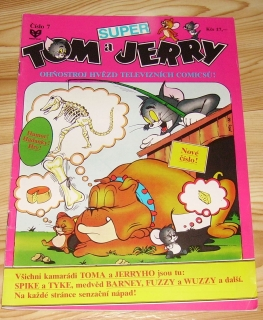 Super Tom a Jerry #07