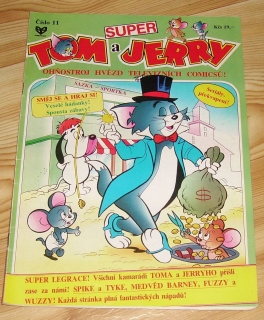 Super Tom a Jerry #11