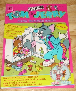 Super Tom a Jerry #17
