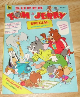 Super Tom a Jerry #26