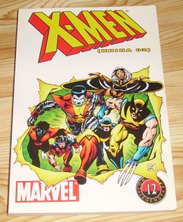 Comicsové legendy 12: X-Men 2