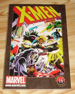 Comicsové legendy 16: X-Men 3