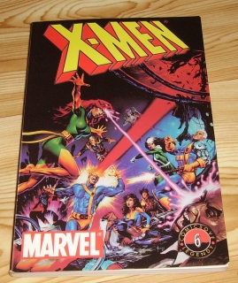 Comicsové legendy 6: X-Men 1