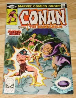 Conan the Barbarian 118 (1981)