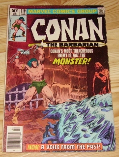 Conan the Barbarian 119 (1981)