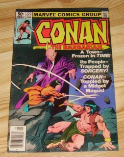 Conan the Barbarian 122 (1981)