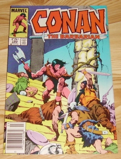 Conan the Barbarian 180 (1986)