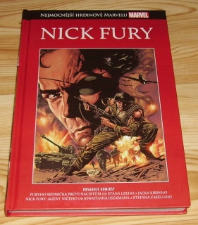 Nick Fury  (NHM 021)