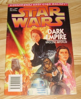 Star Wars-Dark empire 1 (Mroczne Imperium)