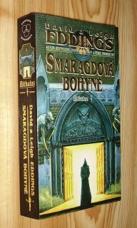 David Eddings, Leigh Eddings-Smaragdová bohyně