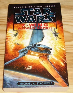 Star Wars: X-Wing - Wedgův gambit