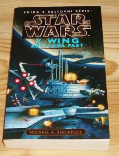 Star Wars: X-Wing - Krytoská past