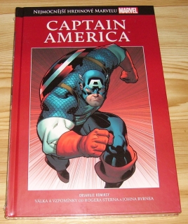 Captain America (NHM 006)