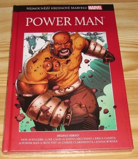 Power Man (NHM 008) orig.fólie