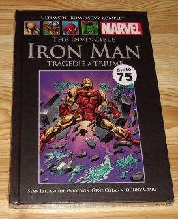 "The Invincible Iron Man: Tragédie a triumf (091) ""orig.fólie"""
