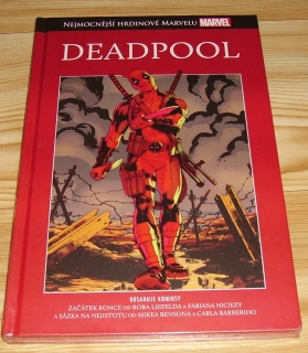 Deadpool (NHM 018)