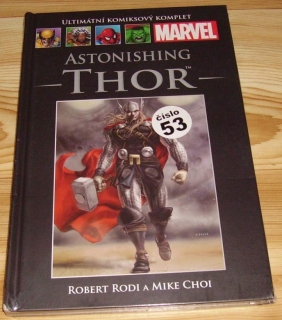 "Astonishing Thor ""orig.fólie"" (060)"