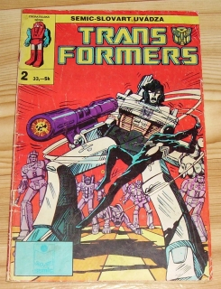 Transformers #2 (SK)