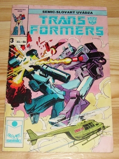 Transformers #3 (SK)